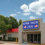 Super Value Inn Fredericksburg Exterior